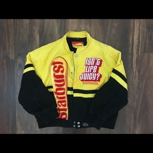 Starburst jacket